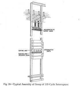 Ilustracja z Bell System Technical Journal