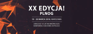 Konferencja PLNOG20