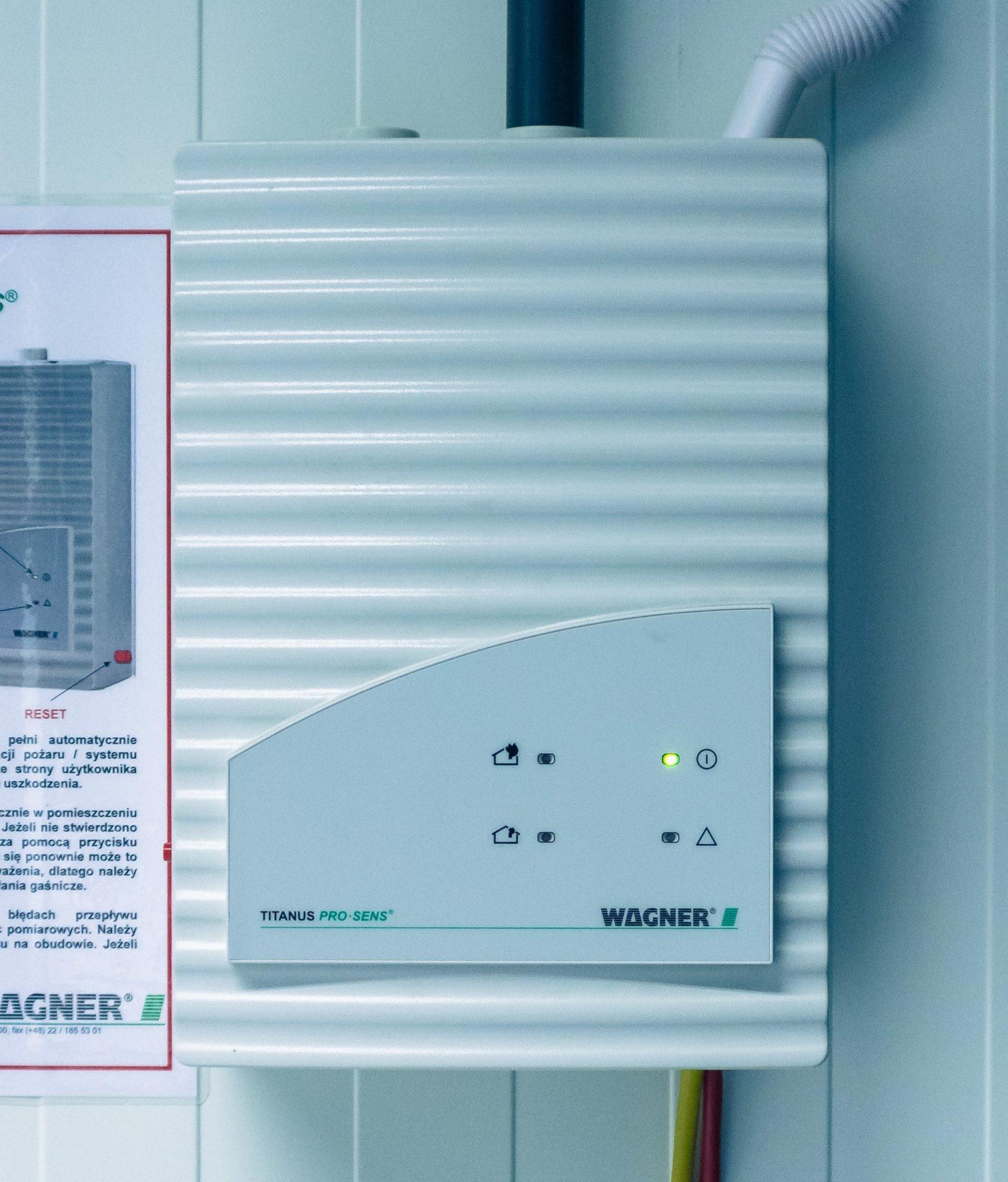 Wagner system detekcji dymu