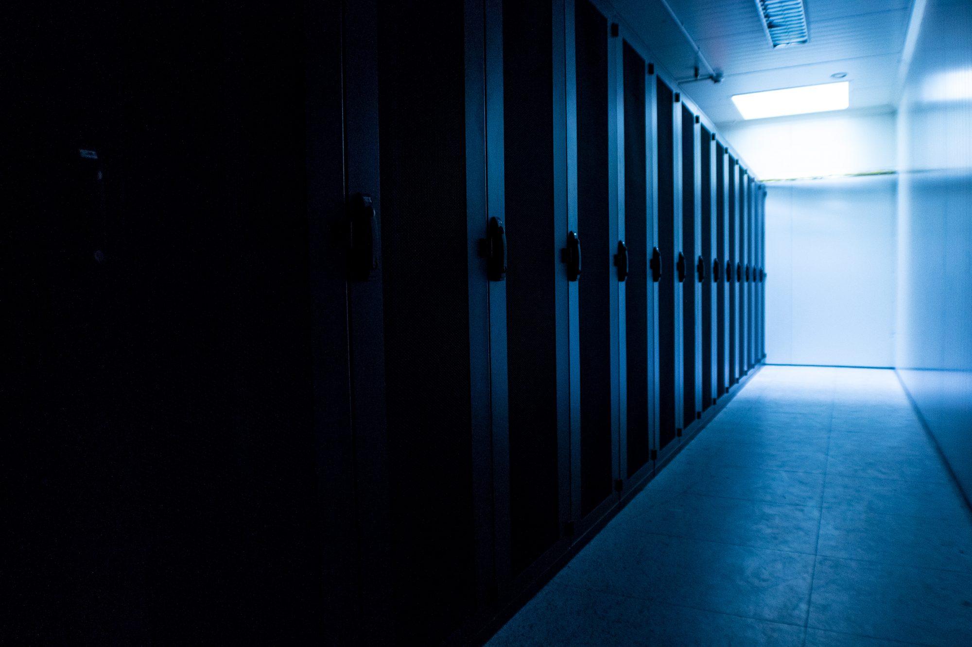 serwerownia centrum danych